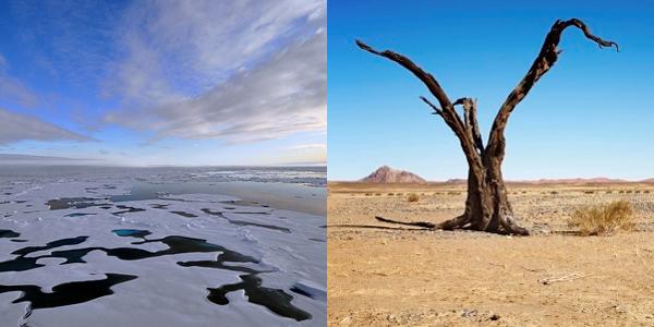 évolution du climat