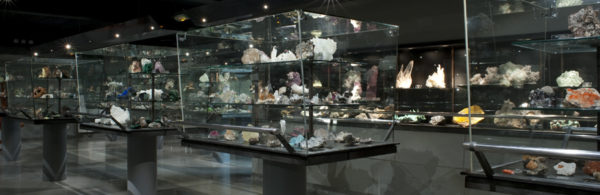 Collection de minéraux de l'université Pierre et Marie Curie
