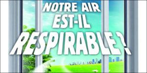 Notre air est(il respirables (L. Loumé, F. Marano, Quae, 2018