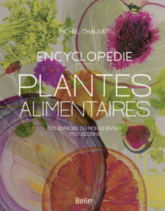 Encyclopédie des plantes alimentaires (M. Chauvet, Belin, 2018)