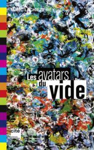 Les avatars du vide (M. Lachièze-Rey, Le Pommier, 2019)