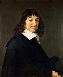 Descartes par Frans Hals