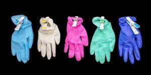 gants jetables