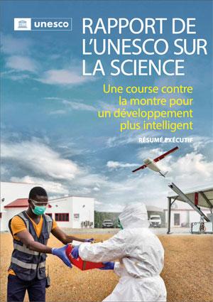 Rapport de l'Unesco pour la science 2021
